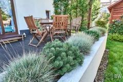 projekty ogrodu przydomowego