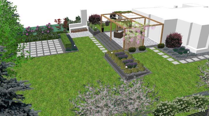inspiracje w ogrodzie
